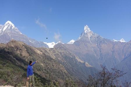 Mardi Himal Trekking cost