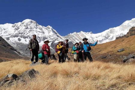 Over Millions Tourists Visited Nepal