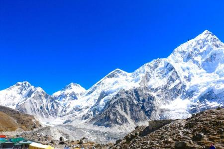 Everest Trekking Elevation/ Height