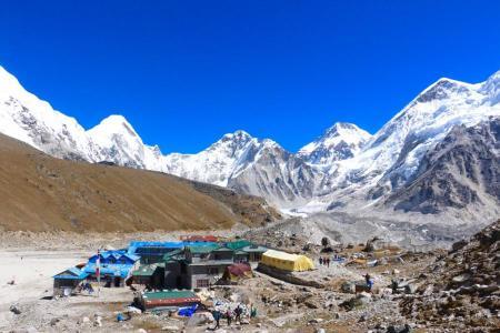 Best Everest Base Camp Trek itinerary