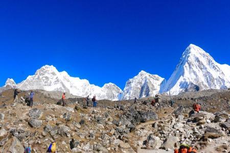 Everest Base Camp Trek Permit
