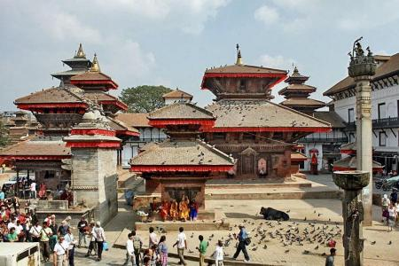 Tourist Attractions in Kathmandu Valley
