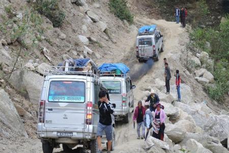 Pokhara- Ulleri/ Poonhill Jeep Ride