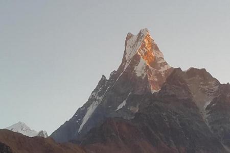 Mardi Himal Trekking Foods/ Meals