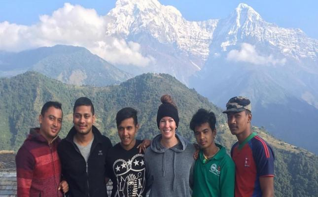 Ghandruk Circuit Trek-10 days