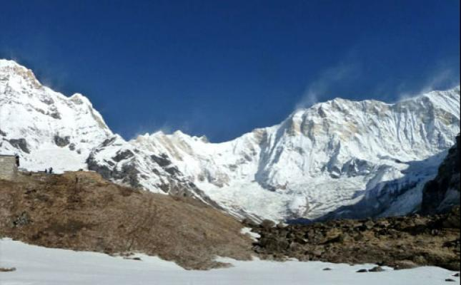 Annapurna Base Camp Trek-15 days