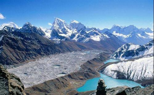 Everest Chola Pass Trek-18 days