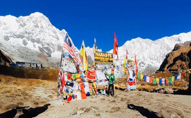 10 days Annapurna Base Camp Trek