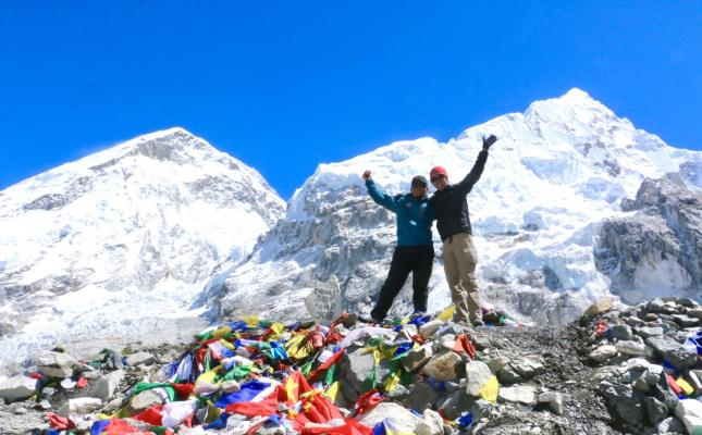 Everest Base Camp Trek-12 days