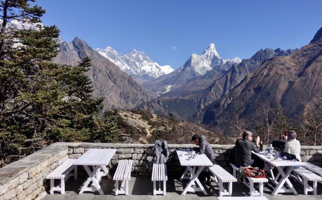 5 Days Everest View Tour