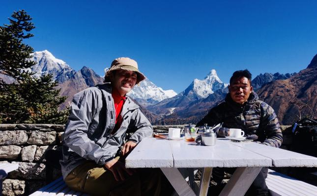 Everest View Trekking-7 days