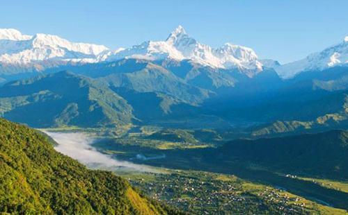 Exciting Nepal tour with a short Trekking - 10 days