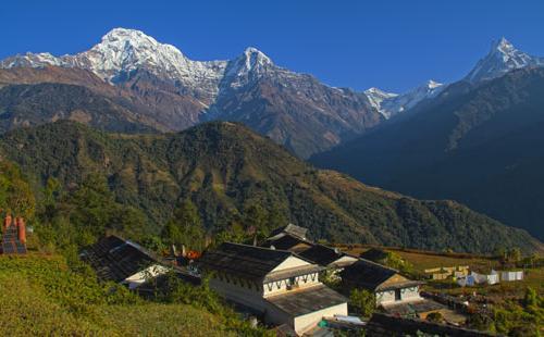 Kathmandu - Chitwan - Pokhara - Ghorepani Tour-11 days