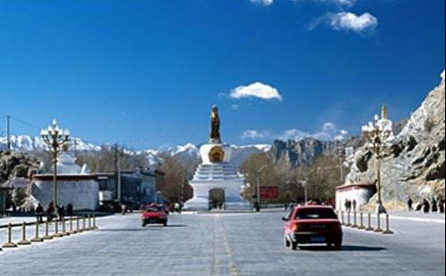 Tibet Overland Group Tour