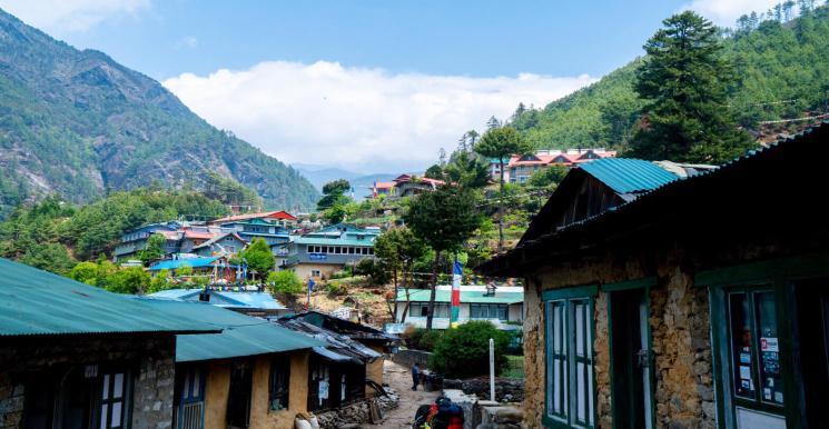 Gokyo Valley Trekking