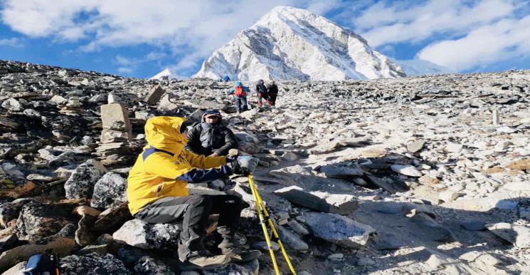 Everest Base Camp Trekking 16 Days
